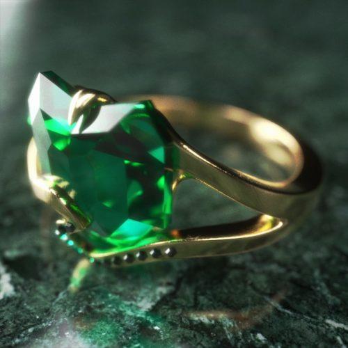 stefanomimmocchirendering lavori modellazione 3D listino prezzi render test ambientazione per prodotto di gioielleria