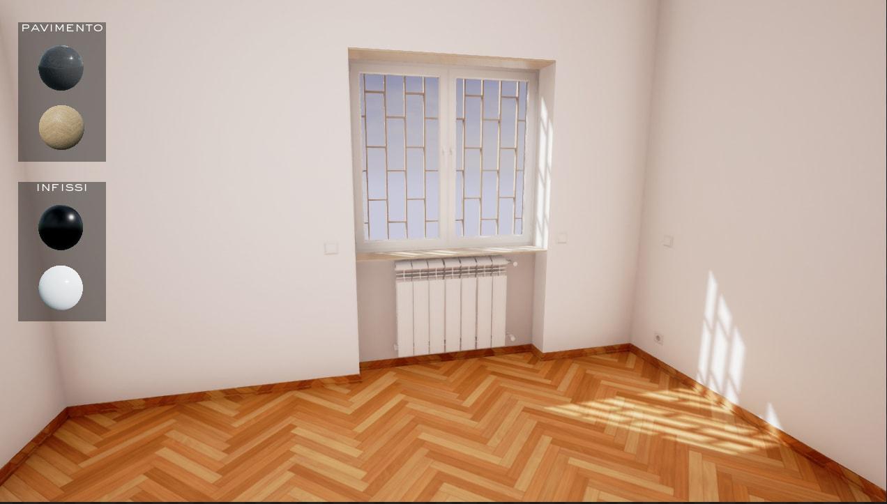 stefanomimmocchirendering lavoro rendering realtime salotto pavimento 2 listino prezzi progetto realtime