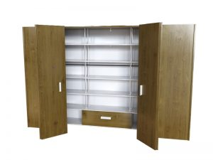 armadio-camerino modello 3D wardrobe 3d model free download stefanomimmocchirendering