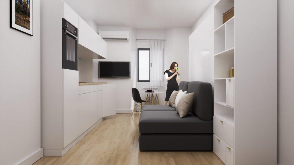 Rendering per agenzia immobiliare - renderista Lugano - portfolio lavori
