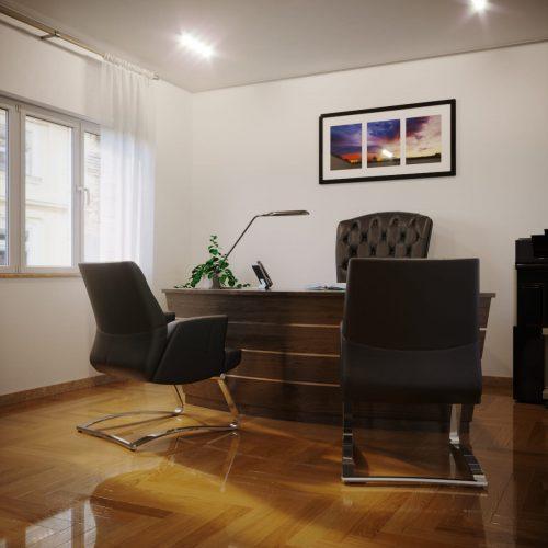 rendering arredamento ufficio - rendering interni - rendering arredamento - rendering foto realistici