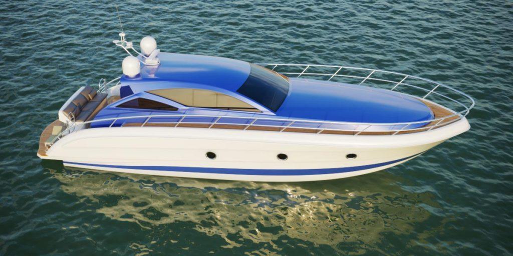www.stefanomimmocchirendering.com - Servizio rendering Yacht