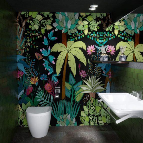 rendering bagno per disabili - rendering bagno - rendering 3D - rendering per ristrutturazioni - rendering per locali commerciali - rendering arredamento bagno - progettazione e ristrutturazione - rendering per studi di architettura