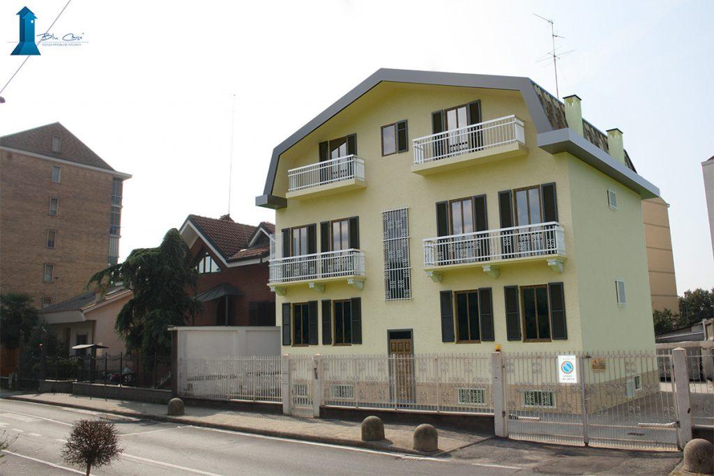 Fotoinserimento per agenzia immobiliare