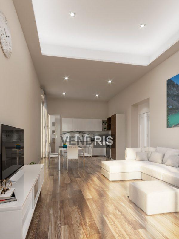 rendering interni agenzia immobiliare - rendering arredamento - rendering ristrutturazione appartamento - rendering salotto moderno